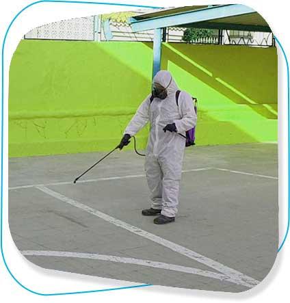 Servicios de limpieza industrial en Canarias